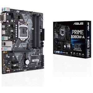 Asus Prime B360m-a Lga 1151 (socket H4) Micro Atx Intel B360 Motherboards
