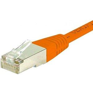 Connect 854470 Networking Cable 3 M Cat6 S/ftp (s-stp) Orange Cables, Parts & Power Supplies
