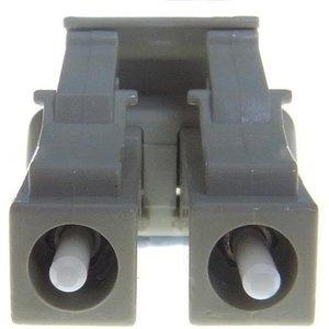 Connekt Gear 10m Duplex Fibre Optic Multi-mode Cable Om3 50/125 Micron Lc To Lc Aqua 35 0100lclc Cables, Parts & Power Supplies