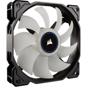 Corsair Air Co-9050083-ww Computer Cooling Component Computer Case Fan 12 Cm Black White Computer Components