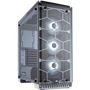 Corsair Crystal 570x Midi-tower White Cc 9011110 Ww Computer Cases