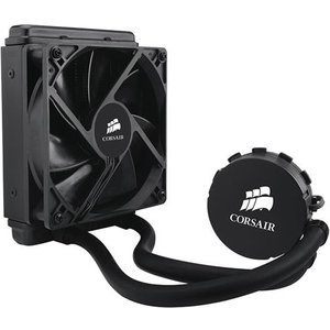Corsair Hydro H55 Processor Cooler 12 Cm Black Cw 9060010 Ww Computer Components