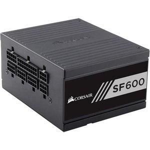 Corsair Sf600 Power Supply Unit 600 W 24-pin Atx Sfx Black Cp 9020105 Uk Power Supplies