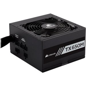 Corsair Tx650m Power Supply Unit 650 W 20+4 Pin Atx Atx Black Cp 9020132 Uk Power Supplies