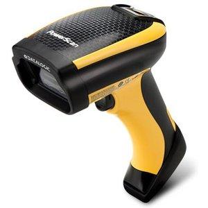 Datalogic Powerscan 9501 Handheld Bar Code Reader 2d Laser Black Yellow Pm9501 910rb Peripherals