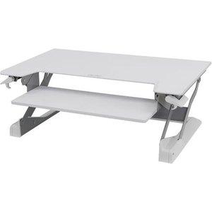 Ergotron Workfit-tl White Computer Desk 33 406 062 Chairs