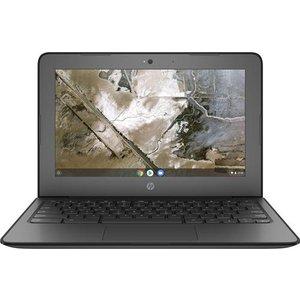 "Hp Chromebook 11a G6 Ee Black 29.5 Cm (11.6"") 1366 X 768 Pixels Touchscreen 7th Gener 6hl36ea#abu Computer Components"