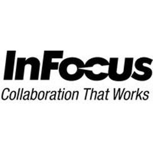 Infocus Inv30 Data Projector 3000 Ansi Lumens Dlp Xga (1024x768) Desktop Projector White Projectors