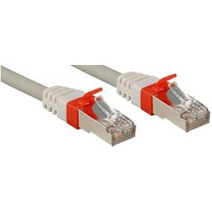 Lindy 45350 Networking Cable 0.3 M Cat6a Sf/utp (s-ftp) Grey Cables, Parts & Power Supplies