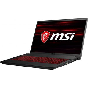 """Msi Gaming Gf75 9sc-051 Thin Notebook Black 43.9 Cm (17.3"""") 1920 X 1080 Pixels 9th Ge 9s7 17f212 051 Computer Components"""