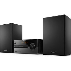 Philips Btb2515/12 Home Audio System Home Audio Micro System Black 15 W Computer Components
