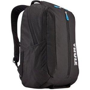 "Thule Crossover Tcbp-317 Black Notebook Case 38.1 Cm (15"") Backpack Black Blue 3201989 Bags"