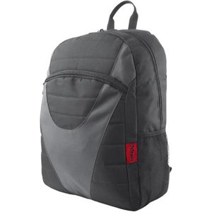 Trust 19806 Backpack Black Gray Bags