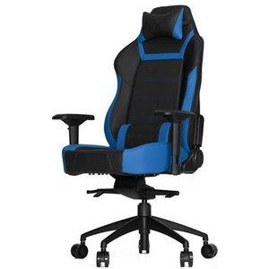 Vertagear Pl6000 Pc Gaming Chair Hard Seat Black Blue Vg Pl6000 Bl Chairs