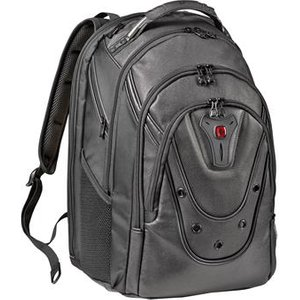 """Wenger/swissgear 125th Anniversary Ibex Notebook Case 43.2 Cm (17"""") Backpack Black 605499 Bags"""
