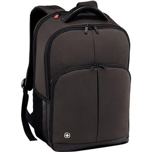 "Wenger/swissgear Link 16 Notebook Case 40.6 Cm (16"") Backpack Case Grey 601073 Bags"