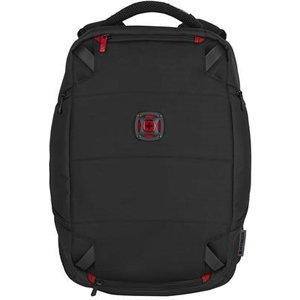 "Wenger/swissgear Techpack Notebook Case 35.6 Cm (14"") Backpack Black 606488 Bags"