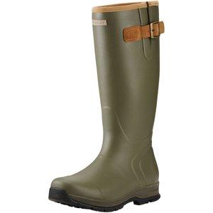 Ariat Mens Burford Insulated Wellington Boots Olive Green 12 (eu47) Mens Footwear, Olive Green