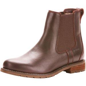 Ariat Womens Wexford H2o Boots Cordovan 4 (eu37) Womens Footwear, Cordovan