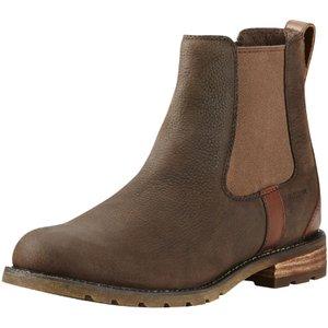 Ariat Womens Wexford H2o Boots Java 4 (eu37) Womens Footwear, Java