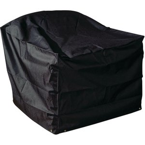 Bosmere Protector 6000 Armchair Cover Storm Black Home Textiles
