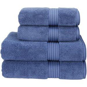 Christy Supreme Hygro Towels Deep Sea Bath Towel Home Textiles, Deep Sea