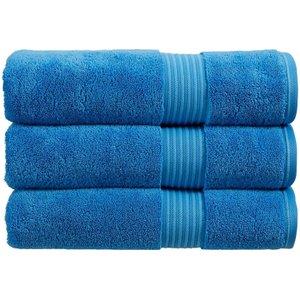 Christy Supreme Hygro-towel Selection Cadet Blue Bath Towel Home Textiles, Cadet Blue