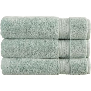 Christy Tempo Combed Cotton Towels Mineral Bath Towel Home Textiles, Mineral