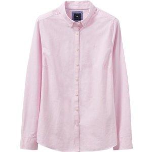 Crew Clothing Womens Bracken Oxford Shirt Pink 12 General Clothing, Pink