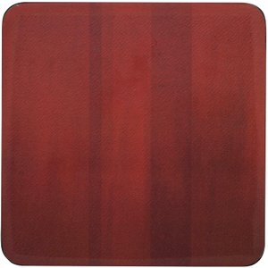 Denby Colours Red Set Of 6 Coasters Kitchen