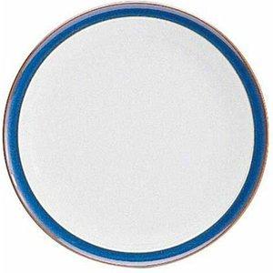 Denby Dinner Plate Imperial Blue Crockery