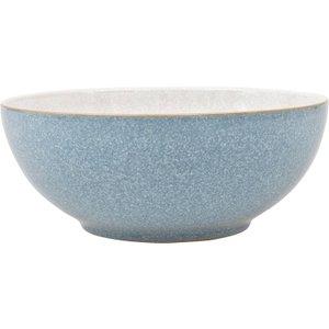 Denby Elements Light Blue Cereal Bowl Crockery