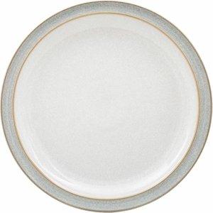 Denby Elements Light Grey Dinner Plate Crockery