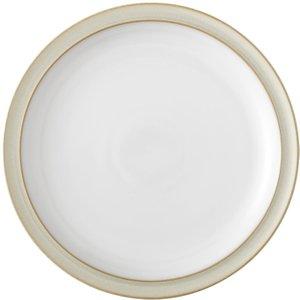 Denby Linen Dinner Plate Crockery