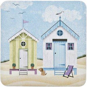 Denby Seaside Set Of 6 Coasters Kitchen