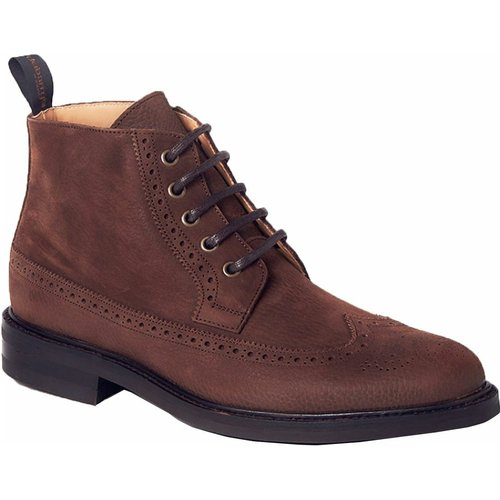 Dubarry Mens Down Boots Brown 8 (eu42) Mens Footwear