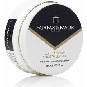 Fairfax & Favor Natural Leather Cream Clothing Accessories