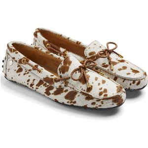 Fairfax & Favor Womens Henley Loafers Cowhide Hair Calf 7.5 (eu41) Womens Footwear, Cowhide Hair Calf