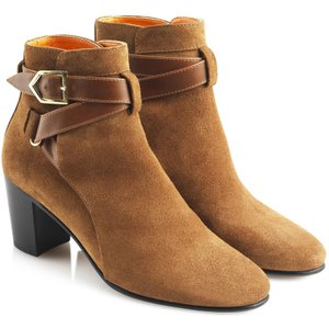 Fairfax & Favor Womens Kensington Boots Tan Suede 7.5 (eu41.5) Womens Footwear, Tan Suede