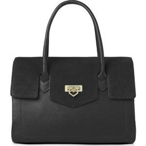 Fairfax & Favor Womens Loxley Shoulder Bag Black Bags, Black