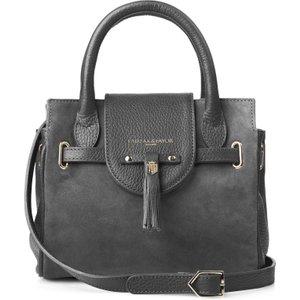 Fairfax & Favor Womens Mini Windsor Handbag Grey Bags, Grey