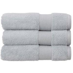Kingsley Carnival Towels Silver Bath Mat Bathrooms & Accessories, Silver