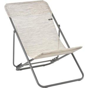 Lafuma Maxi Transat Velio Mix Deck Chair Ipanema Sheds & Garden Furniture, Ipanema