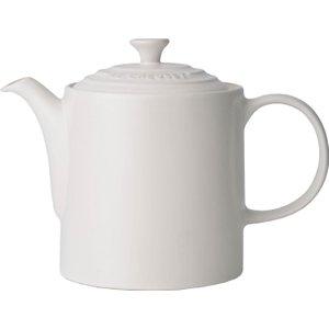 Le Creuset Stoneware Grand Teapot Cotton Crockery, Cotton