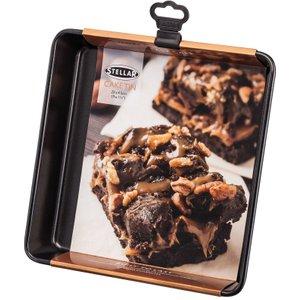 Stellar Bakeware Non-stick Square Cake Tin Cookware & Utensils
