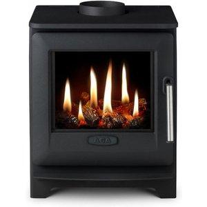 Aga Ludlow Balanced Flue Gas Stove Heating & Cooling