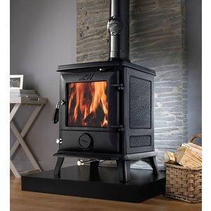 Aga Ludlow Mk1 Multi Fuel / Wood Burning Stove Heating & Cooling