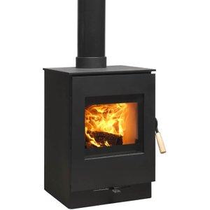 Burley Launde 4kw Defra Wood Stove Heating & Cooling