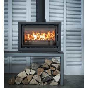 Charnwood Stoves Charnwood Bay 5 Bx Eco Design Ready Wood Burning Stove Heating & Cooling
