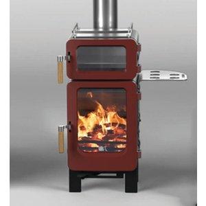 Ekol Baked Apple Pie Ecodesign Wood Stove Heating & Cooling